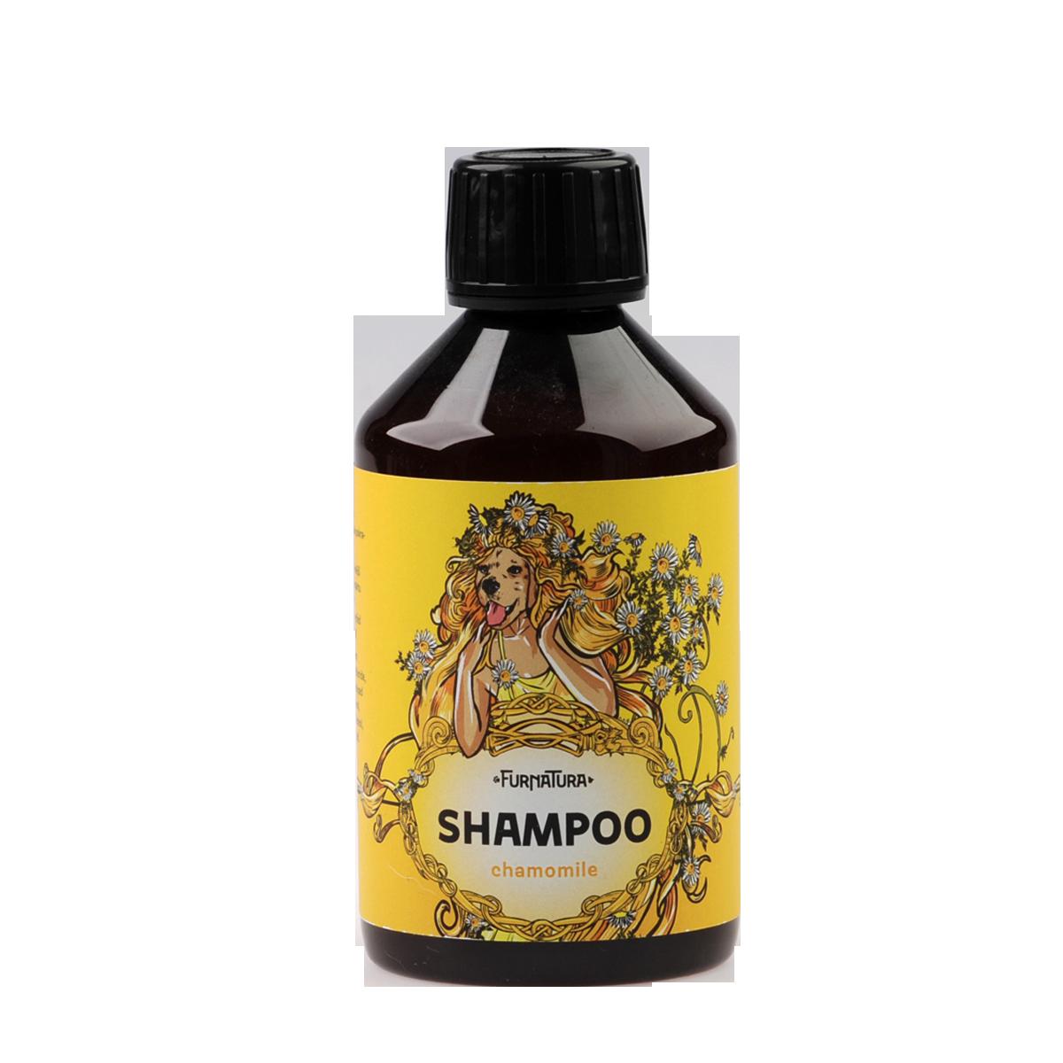 Furnatura šampon heřmánek