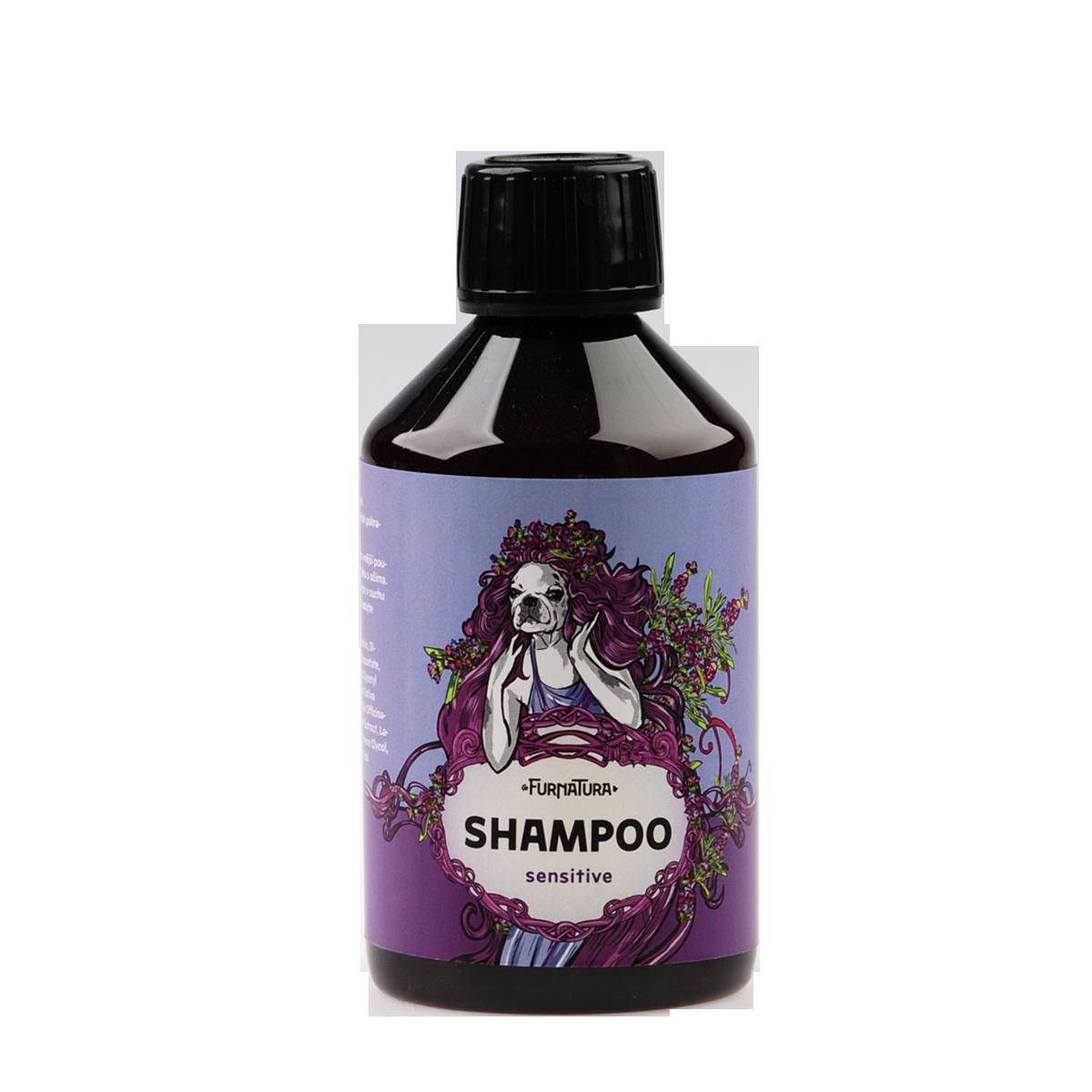 Furnatura šampon sensitive