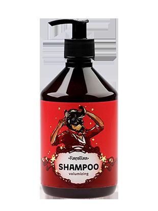 šampon pro psy na objem